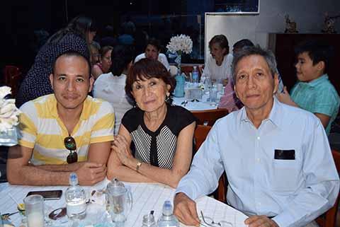 Fernando Joo, Eloísa Chang, Fernando Joo.