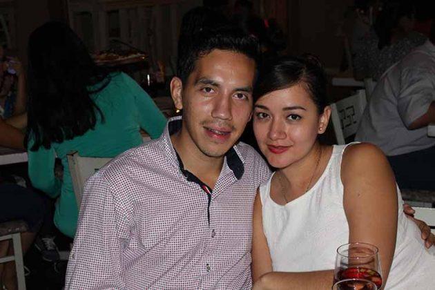 Alberto Campuzano, Esther Ramos.