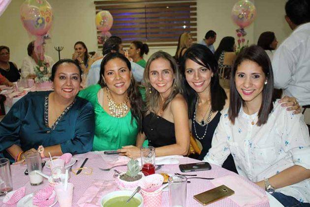 More Limas, Berenice Choy, Susan Gallardo, Rachel Chong, María Luisa Rodríguez.