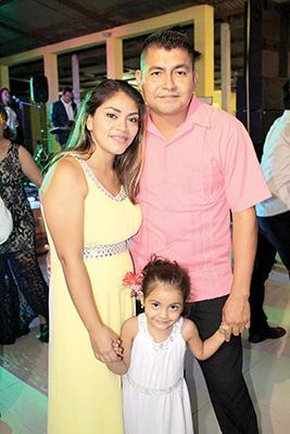 Familia Victorio Figueroa.