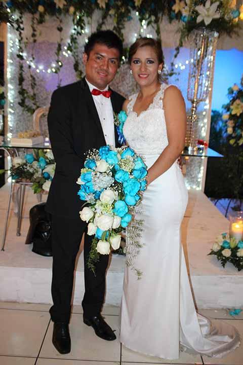 Allen Suárez Ruiz & Dania García Hernández