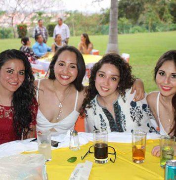 Vanya Caballero, Maricarmen Bautista, Fernanda Paz, Cristian Bautista.