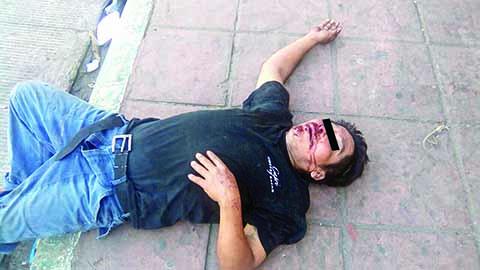Lo Creían Muerto y Causó Movilización Policiaca