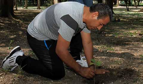 La Protección Forestal Está en Nuestras Manos: ERA
