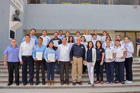 Certifica UNACH Competencias Laborales de su Personal