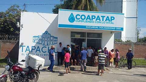Protestan por la Falta de Agua en Colonias al Sur de la Ciudad