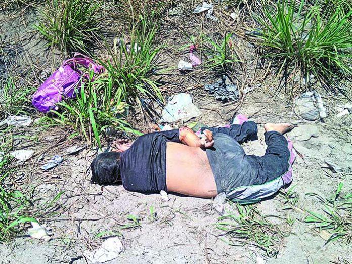 Fallece Motociclista en Choque