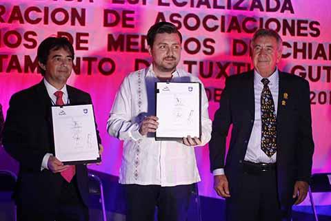 Fortalece Fernando Castellanos Vínculos con Federación Médica