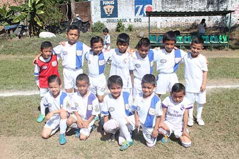 Central Deportiva Vence a Coga