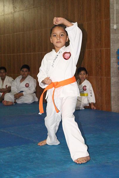 Karatecas Tapachultecos en Selectivo Nacional