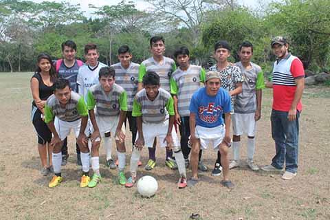 Empatan Deportivo Aranda y Lobos UM