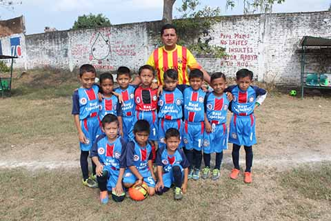 Real Tapachula en la Final