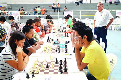 Convocan a Torneo de Ajedrez en la Feria Tapachula Mesoamericana
