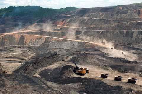 Exigen a Alcaldes de Escuintla y Acacoyagua Frenar Expansión Minera en la Zona