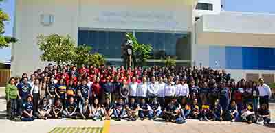 Se Incrementa Movilidad Estudiantil en la UNACH