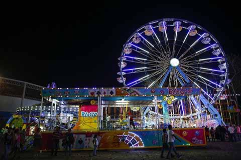 Más de 200 mil Visitantes en la Feria Mesoamericana 2017: MVC