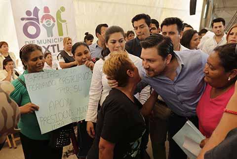 El Bienestar de las Mujeres Siempre Será Prioridad en mi Gobierno: Fernando Castellanos