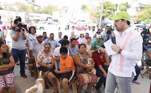 Arranca Campaña Antirrábica en Tuxtla Gutiérrez