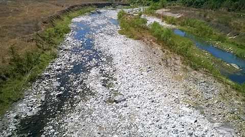 Alerta en Chiapas por Sequía