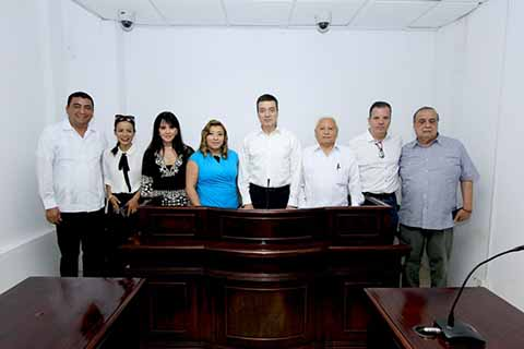 Inaugura Rutilio Sala de Audiencias Orales en Justicia Para Adolescentes