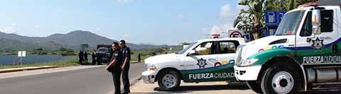 Refuerzan Seguridad Para Turistas en Carreteras