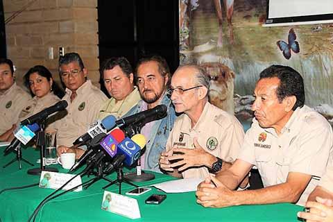 Autoridades del ZooMAT Desmienten Irregularidades en el Manejo de Especies