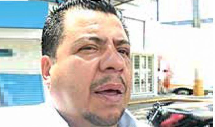 Renuncia Noe Pinto a la Delegación del Transporte