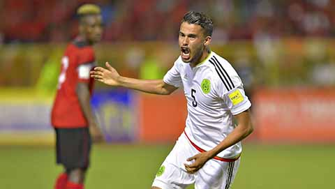 México Vence 1 - 0 a Trinidad y Tobago