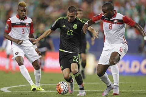 México Hoy Ante Trinidad y Tobago por la Eliminatoria de Concacaf