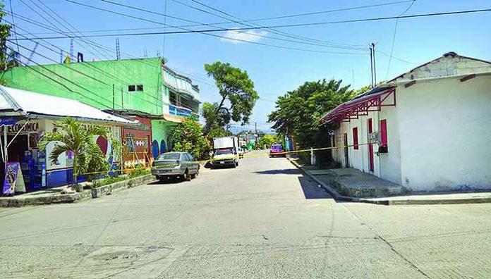 Asesinan a Comerciante en Huixtla