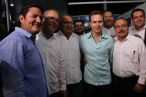 Inaugura Manuel Velasco el Magestuoso Parque Ecológico y la Feria Tapachula Mesoamericana 2017