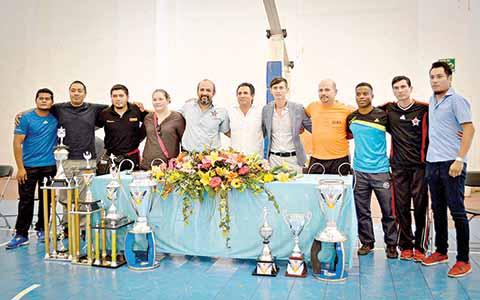 """Exitosa Copa """"Cañón del Sumidero"""""""