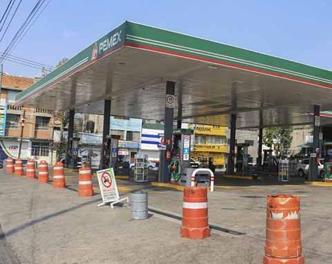 Cierran Gasolineras en Tuxtla Gutiérrez Ante Saqueos por Parte de la CNTE