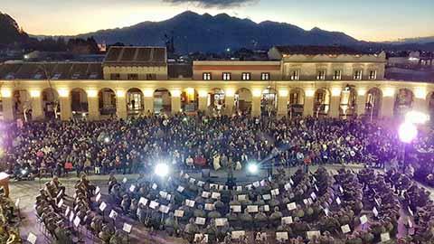 """Ofrece Concierto """"Homenaje a un Grande"""" la Orquesta Sinfónica Esperanza Azteca"""