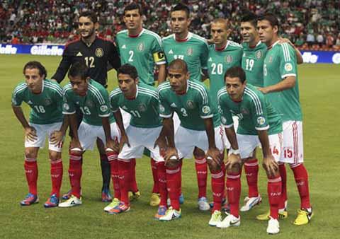 Mañana Viernes México Enfrenta a Costa Rica