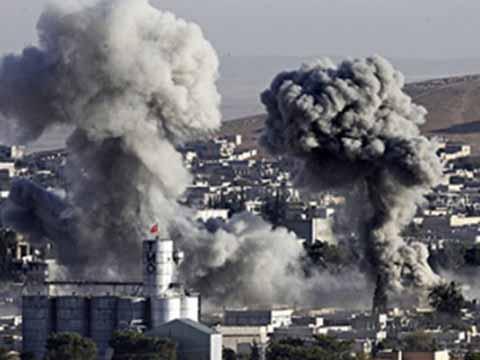 Responde EU con Misiles a Siria Por Uso de Armas Químicas