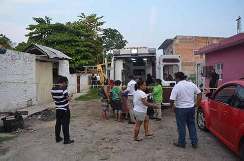 "En la Colonia ""Esquipulas II"" Asesinan a Balazos a un Mecánico"