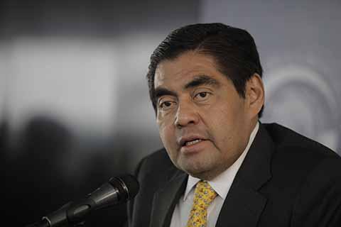 Miguel Barbosa Renuncia al PRD
