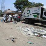 El problema de la basura un tema de los tantos pendientes, que Neftalí del Toro no ha podido resolver.