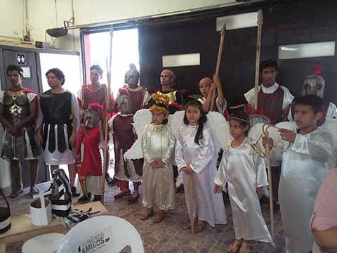 Más de 80 personas integran la Cofradía que dará vida a los actos religiosos en Cacahoatán.