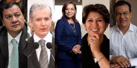 Arrancan Campañas Electorales Para Gobernador Rumbo al 2018