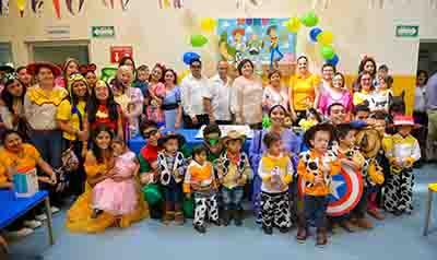 """Con Diferentes Actividades, Instituciones Celebran """"Día del Niño"""""""