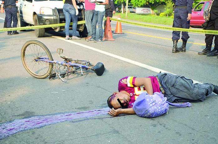Muere Atropellado en la Carretera
