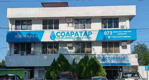 Protestan por Falta de Agua y Altos Cobros del COAPATAP