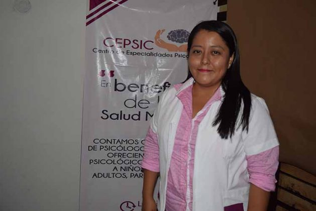 Patricia Velázquez.