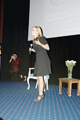 Ana Luisa Serna.