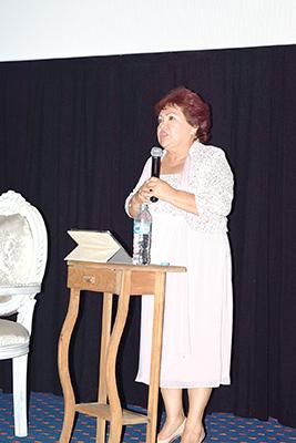 Yolanda Ardavin.