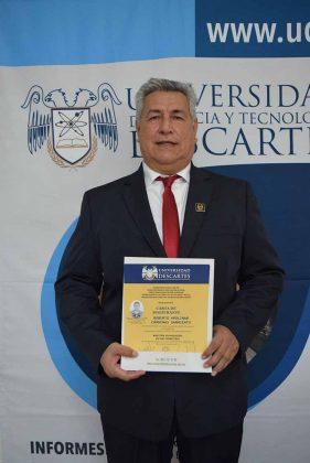 Roberto Cárdenas.