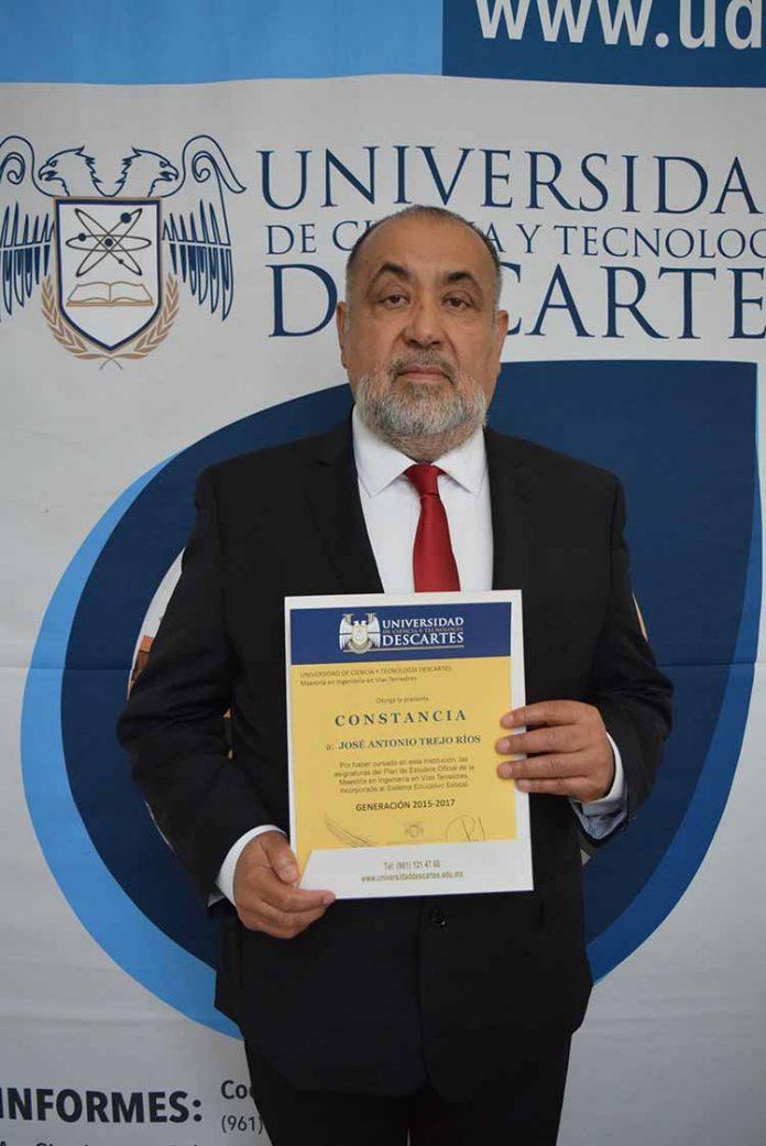 José Trejo.