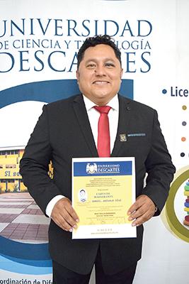 Daniel Arévalo Díaz.